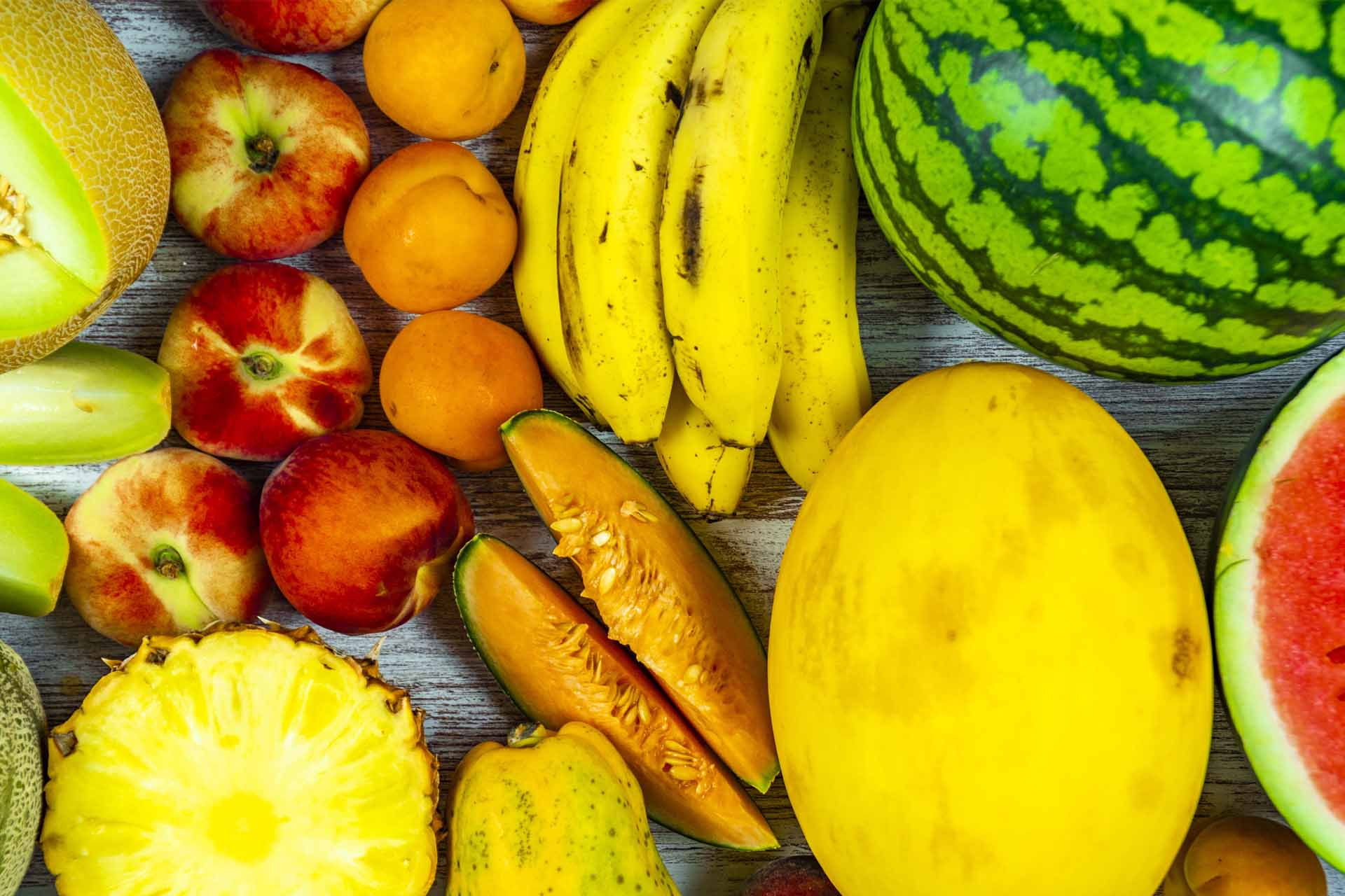 Cinco mitos sobre la fruta que no son verdad